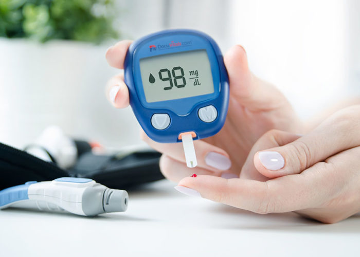 Blood Glucose Monitor Device for Remote Patient Monitoring