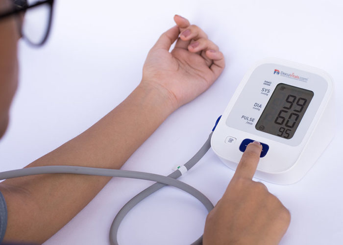 Blood Pressure Cuff Device for Remote Patient Monitoring